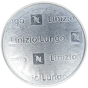 Nespresso OriginalLine: Linizio Lungo, 50 Count - ''NOT compatible with Vertuoline''