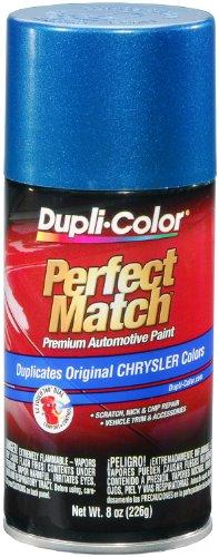 Dupli-Color EBCC04227 Intense Blue Pearl Chrysler Perfect Match Automotive Paint - 8 oz. ()