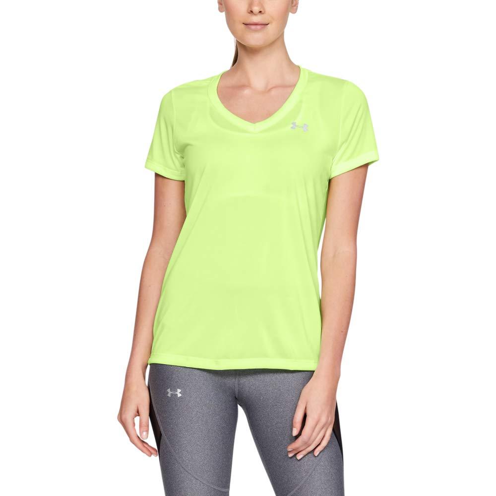 TALLA S. Under Armour Tech Ssv - Twist - Camiseta Mujer
