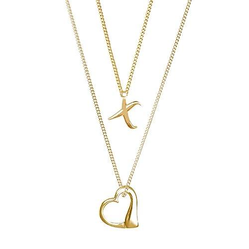 Regalos para 18 cumpleaños, oro amarillo True Love & Hot ...