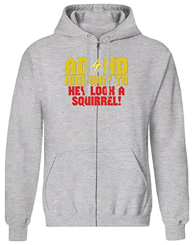 Hoodie Soft Hey Cotton Mens To Jumper 100 Ad Zipper Clothing Pullover hd Squirrel Medium A For Highway Men Look gFWFfwq8B