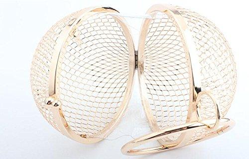 Handbag Wedding Diamante Crossbody Ladies Clutch Party Bag Clutch Bridal Handbag Purse Bridal Small Gold Evening Elegant d4gqvxwP8q