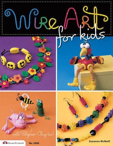 Books : Wire Art for Kids