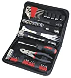 AUTO TOOL KIT 56PC by APOLLO MfrPartNo DT9774