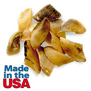 Amazon.com : Smoked Hooves Chewy Dog Treat Size: 95-100