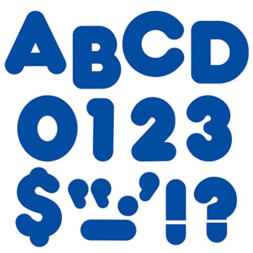 bulletin board letters 4 inch blue buyer's guide