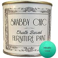 Verde metálico tiza sucrosa muebles pintura ideal