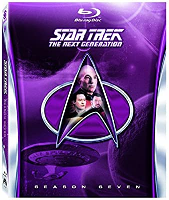 Star Trek: The Next Generation: Season 7 6 Blu-Ray Edizione ...