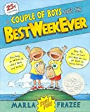 Couple of Boys Have the Best Week Ever Hardcover Book & Audio CD Bundle