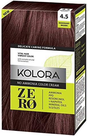 Kolora Zero - Tinte para el cabello sin amoniaco: Amazon.es ...