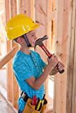 Child Hard Hat - Ages 7 to 12 - Kids Yellow Safety