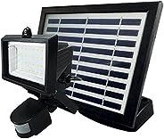 Taschibra Prime 02 15030057-02, Refletor Solar com Sensor LED Incorporado a Peça, 3.5W, Preto