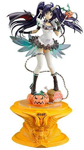Amakuni The Seven Deadly Sins: Beelzebub Statue of Gluttony PVC Figure (1:8 Scale)
