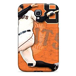 Fashion Tpu Cases For Galaxy S4- San Francisco Giants Defender Cases Covers