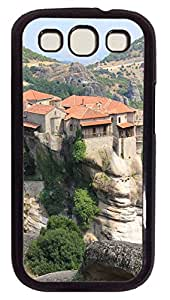 Samsung Note S3 CaseMeteora In Greece PC Custom Samsung Note 2 Case Cover Black