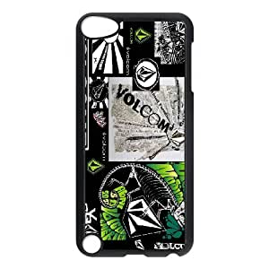 Volcom Logo for Ipod Touch 5 Phone Case Cover 8SS460603