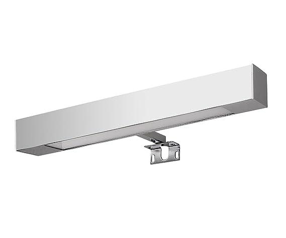 Ebir lampada led per specchio bagno veronica mm w