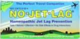 Lewis N. Clark No-Jet-Lag Homeopathic Flight Fatigue Remedy, 32 Tablets, Health Care Stuffs