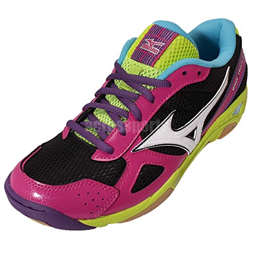 Mizuno Wave Twister 3 Women's Zapatillas Indoor Rosa