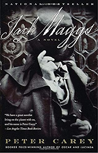 book cover of Jack Maggs