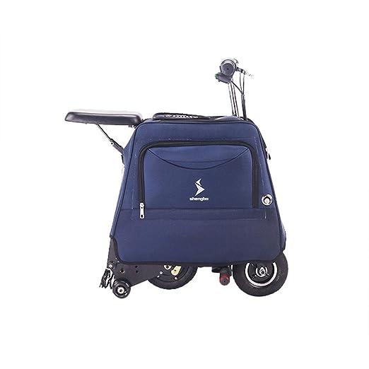 Scooter eléctrico, batería de Largo Alcance de 25 km ...