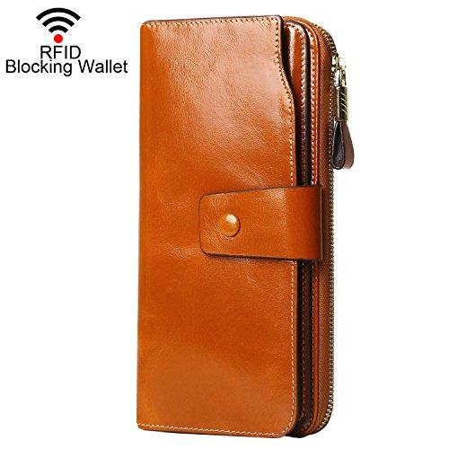 Dante Blocking Capacity Leather Wallet