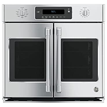 GE Cafe CT9070SHSS 30 Single Wall Oven