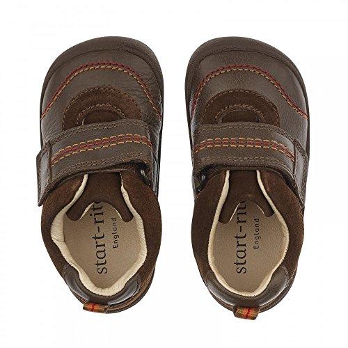 Start Rite First Zak Boys First Shoes Tan G