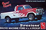 ERTL 1978 Ford 4x4 Firestone Pickup 1/25 Scale Model Kit from Ertl Models