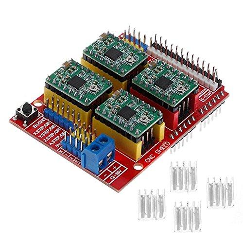 arduino motor shield v3 - 9