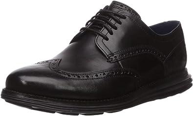 Cole Haan Original Grand Wingtip Oxford, Zapatos de Cordones Hombre