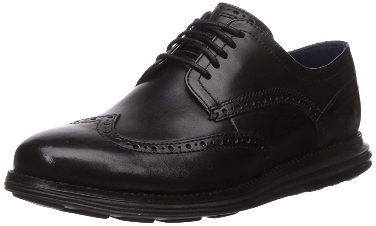 COZ7W|#Cole Haan Original Grand Wingtip Oxford, Zapatos de Cordones Hombre