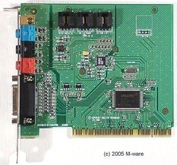 PCI Tarjeta de Sonido Creative Labs es1371 - es137 id1616 ...