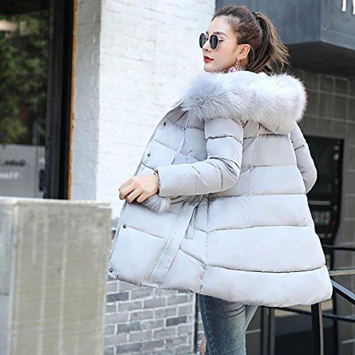 Coats Long Women Winter Women Overcoat Winter Women Jackets Warm Coat Winter Gray for Winter for Women Coat Women Parka Morwind Coats Cx06wHqPP