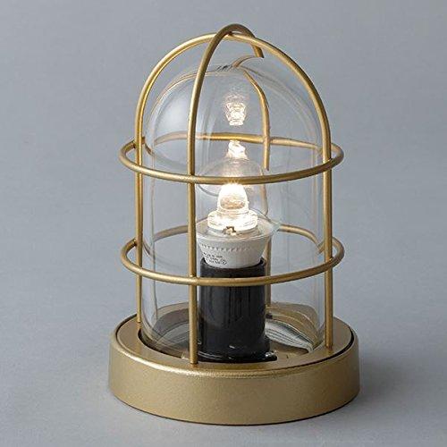 タカショー マリンライト(ローボルト) デッキタイプ HBF-D17X #73343900 『エクステリア照明 ライト』 シャインゴールド B016GQRFUE 12940