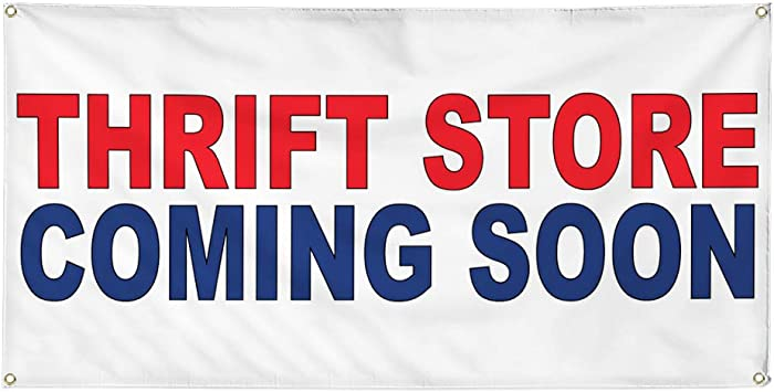 Vinyl Banner Multiple Sizes Storage Now Open Advertising Printing Business Outdoor Weatherproof Industrial Yard Signs Red 10 Grommets 60x144Inches