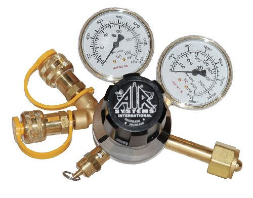 Air Systems RG-3000-2Y Breathing Air Regulator