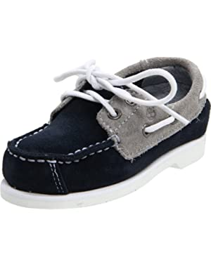 Peaks Island 2-Eye Boat Shoe (Toddler/Little Kid/Big Kid)