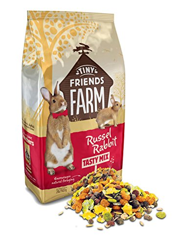 Supreme Original Russel Rabbit Food Nutritious Balanced Pet Tasty Meal - Rabbit Original Food