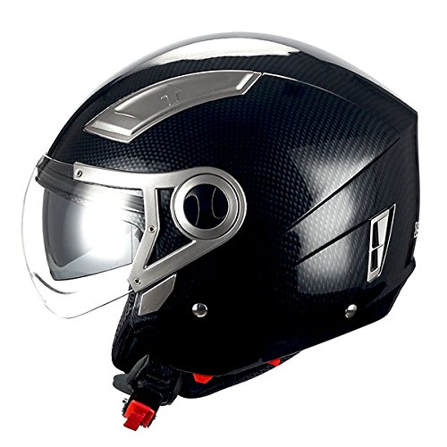 Scooter Helmet With Visor - 2