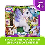 furReal StarLily, My Magical Unicorn Interactive Plush Pet Toy, Light-up Horn, Ages 4 and Up(Amazon Exclusive)