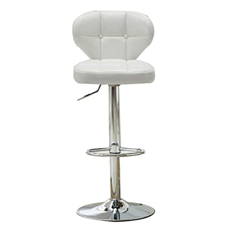 Awe Inspiring Amazon Com Whj High End Bar Stool Cafe Chair Swivel Creativecarmelina Interior Chair Design Creativecarmelinacom