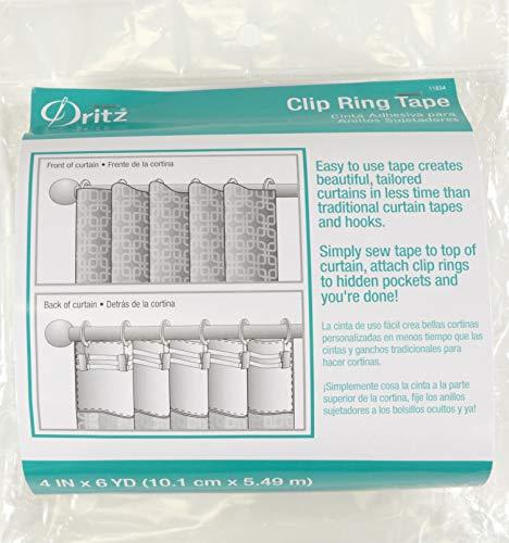 Dritz 11834 Home Décor Tape, 4