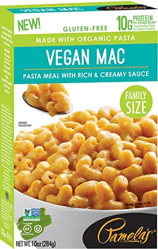 Mac & Cheese: Pamela's Vegan Mac