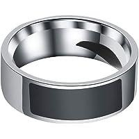 Akcesoria wodoodporne inteligentne pierścienie akcesoria NFC wielofunkcyjne magiczne nadające się do noszenia…