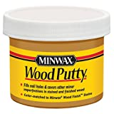 Minwax 13611 3.75-Ounce Wood Putty, Golden Oak