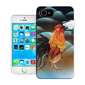 Unique Phone Case Twelve Zodiac Figure Rooster Hard Cover for 5.5 inches iphone 6 plus cases-buythecase