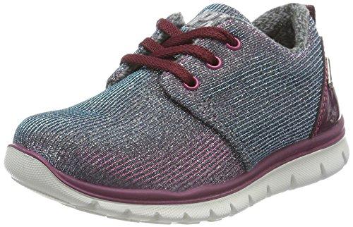 Sneakers 8589 Primigi Basses Phlgt Fille Prugna Multicolore Multicol qZgEPg
