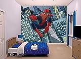 Walltastic Marvel Spiderman Wall Mural 2.44m X 3.05m