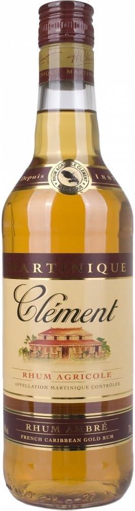 Clément Ambré French Carribean Gold Ron - 700 ml